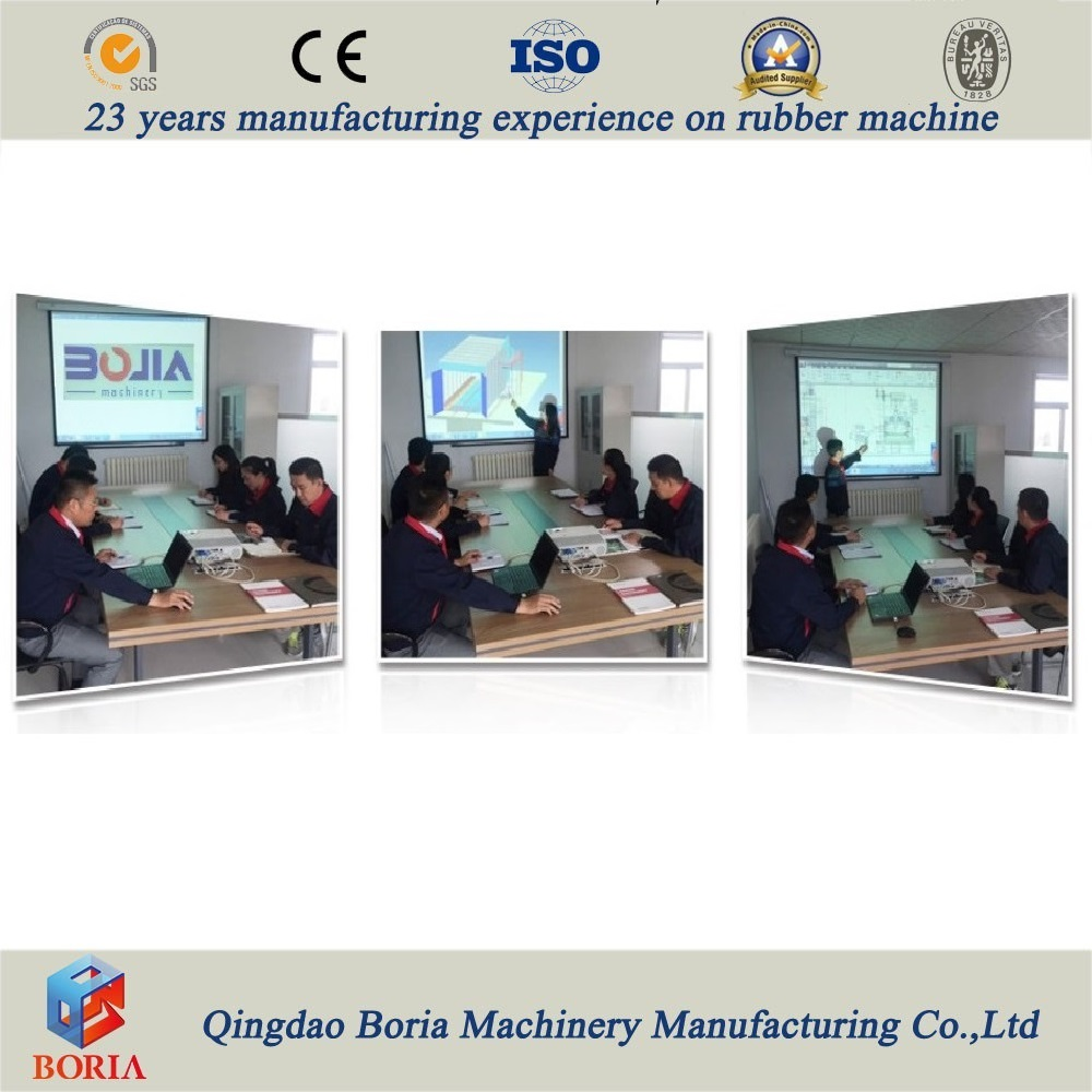Company Meeting for Management and Technology