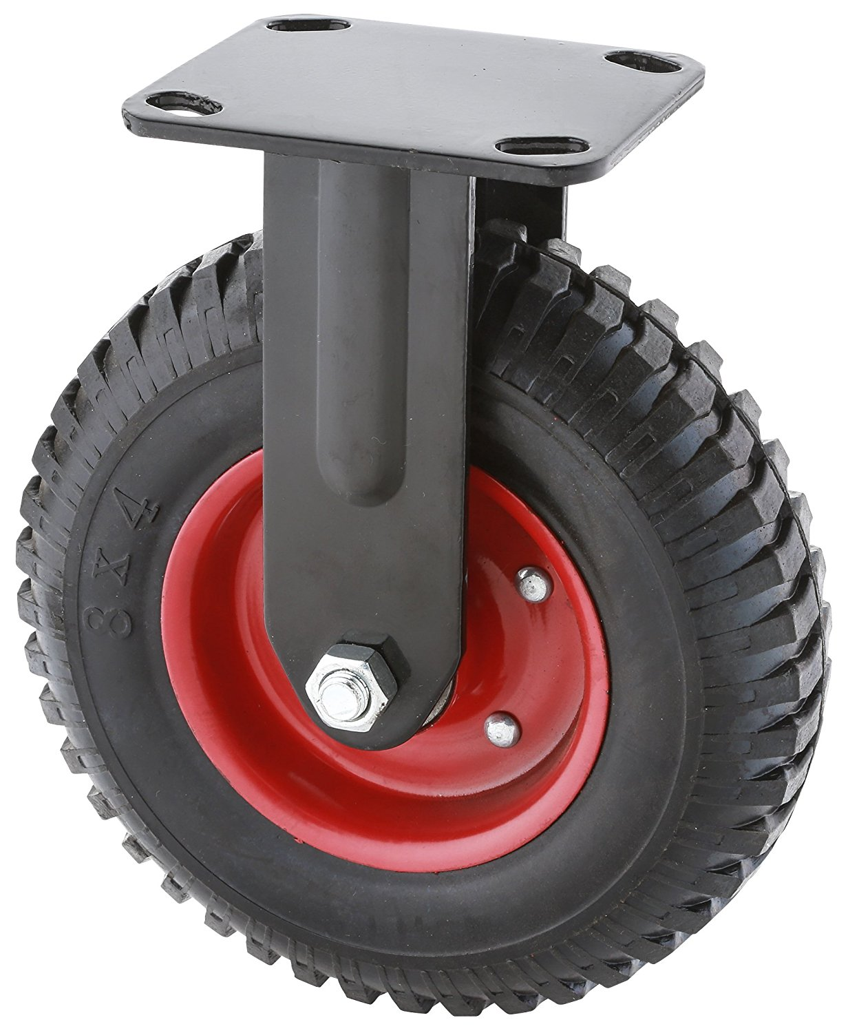 Rubber Wheels Caster