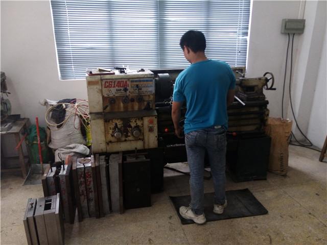GZ Rongzhiyou factory show 3