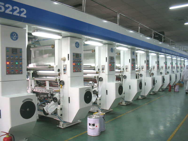 Advanced Equipments - Printing