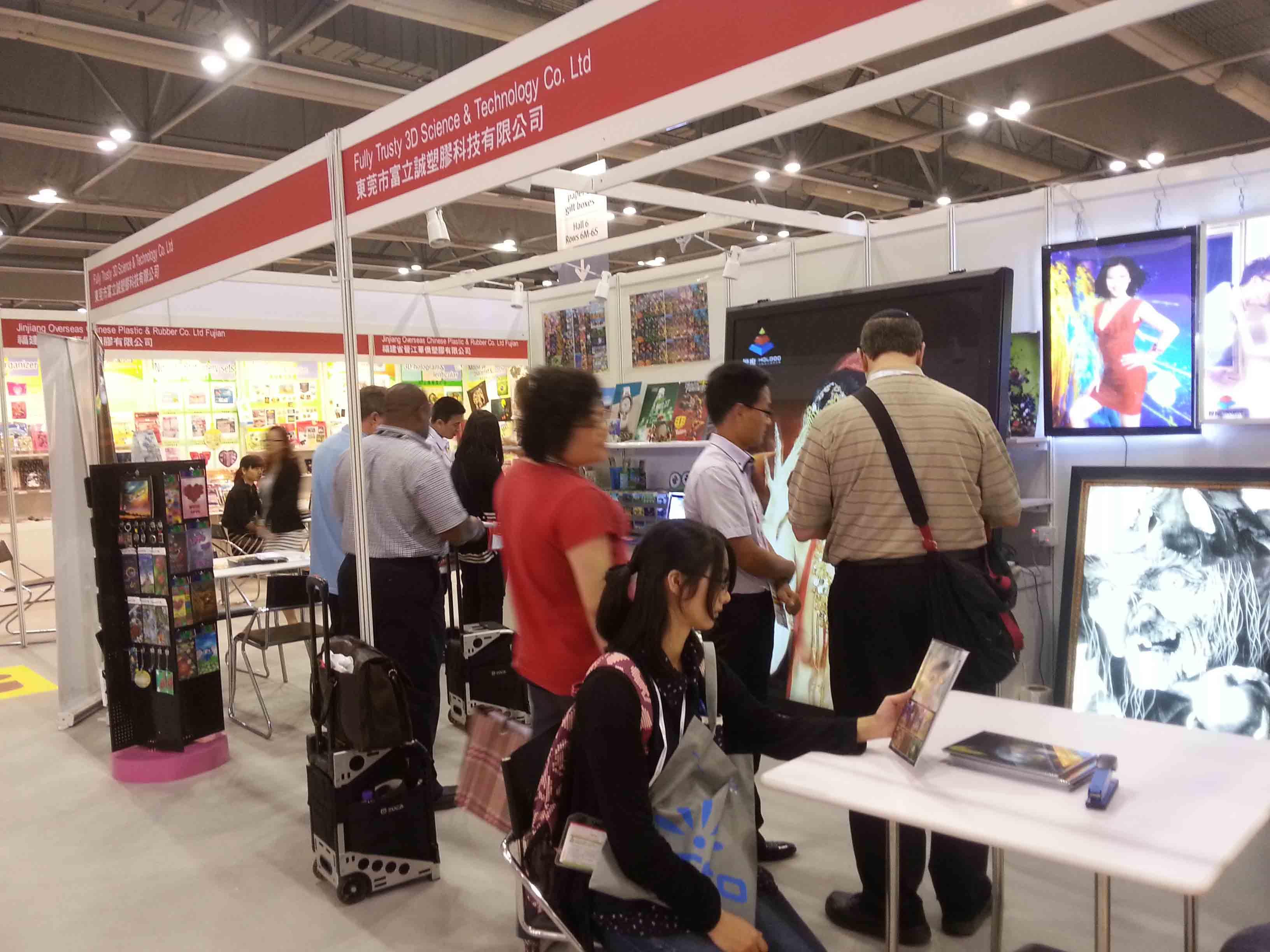 October 2014,HK.China Sourcing Fair