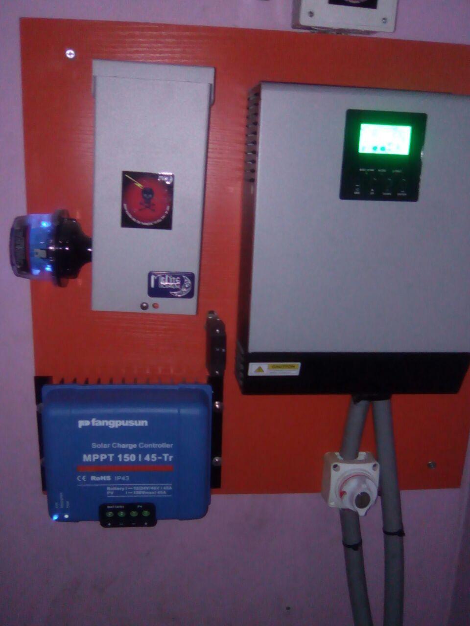 fangpusun MPPT 150/45 solar charge controller