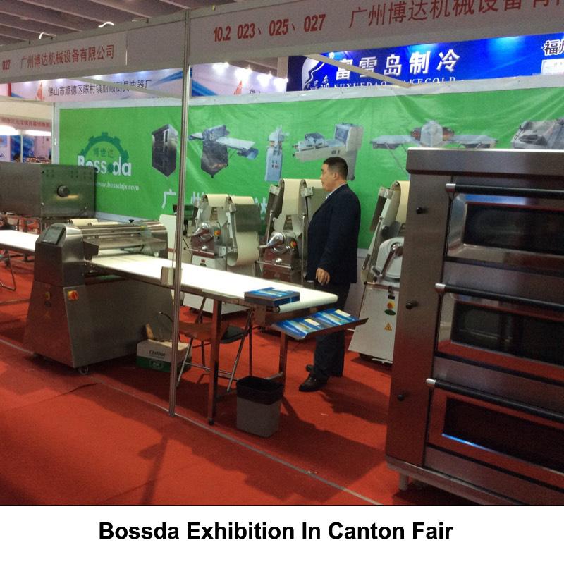 bakery equipment exhibition show