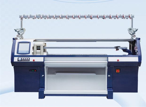 China No 1 Most Efficency Auto Flat knitting machine