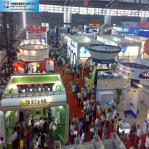 China Hi-Tech Fair Elexcon 2015