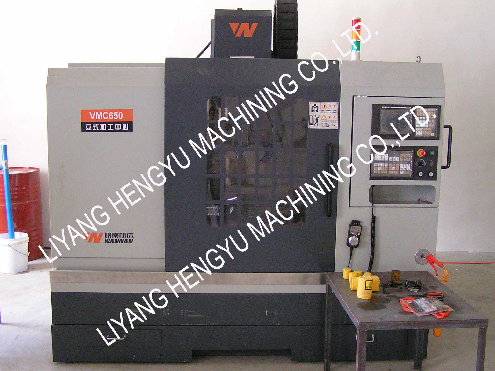 4axle CNC machinery