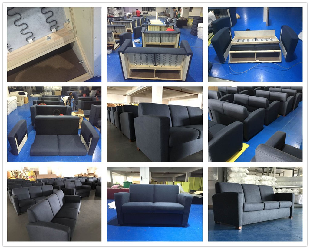 Customized Office Sofa for US Army