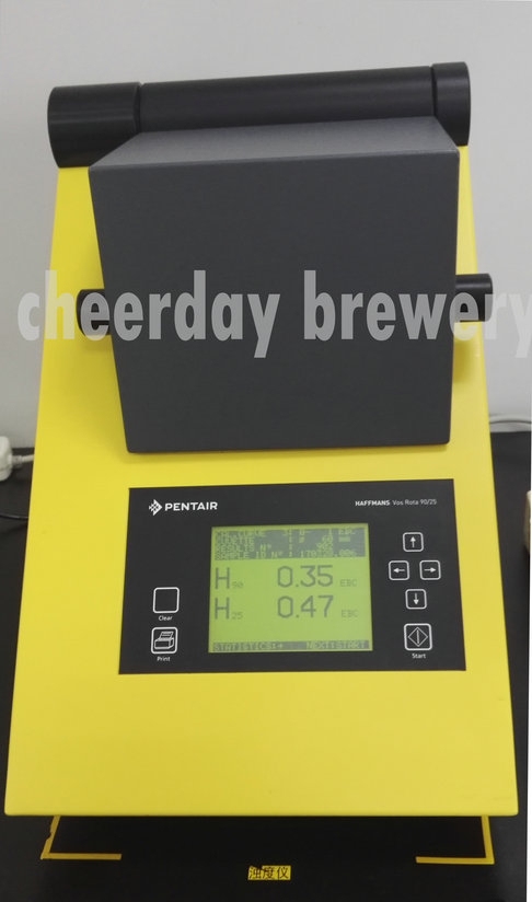 turbidimeter of beer