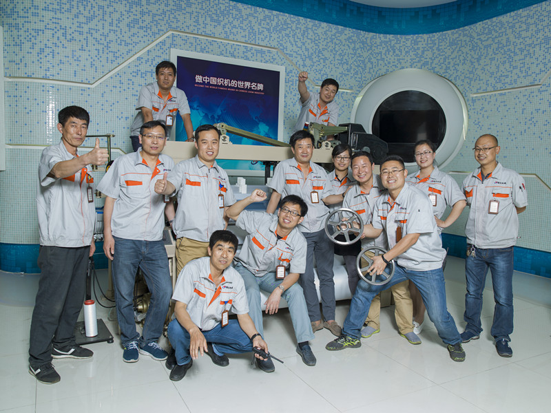 We are spokesmen of haijia company