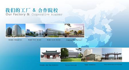 STNC headquarters and factories