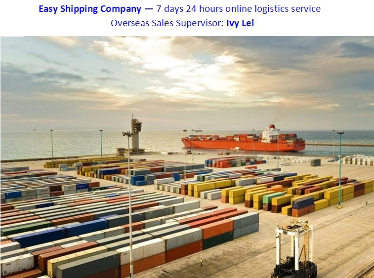 One-Stop Logistics Service (sea shipping/airfreight/express, trcuking)