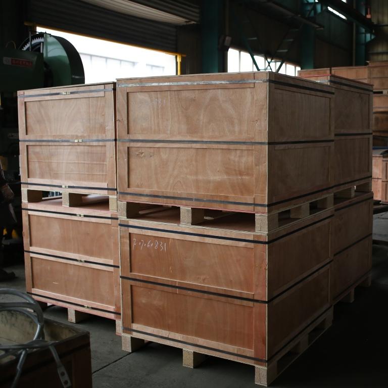 Standard Plywood Crate Packaging