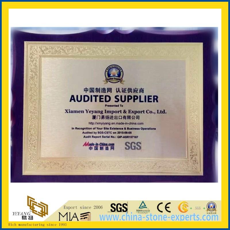 2015 SGS Certificate of Xiamen Yeyang Import & Export Co., Ltd.