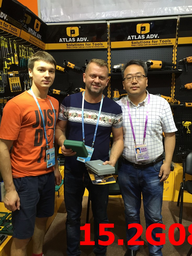 2016-10-15 to 19 Guangzhou Autumn Canton Fair Show 15.2G08