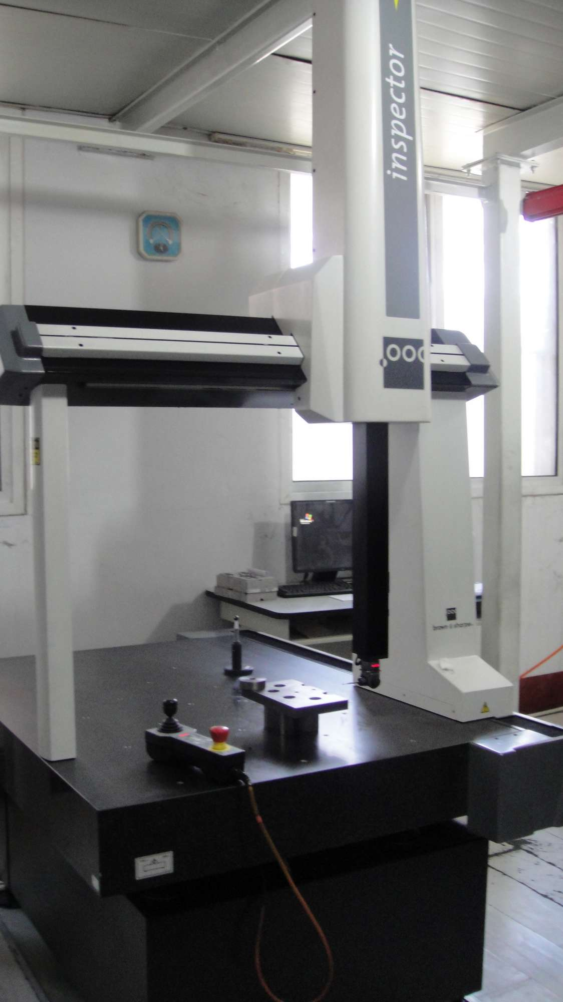 Three Coordinate Measuring Machine