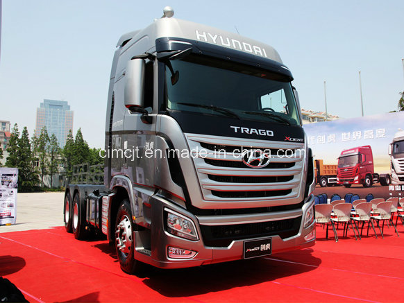 HYUNDAI Tractor Truck 6X4 special discount