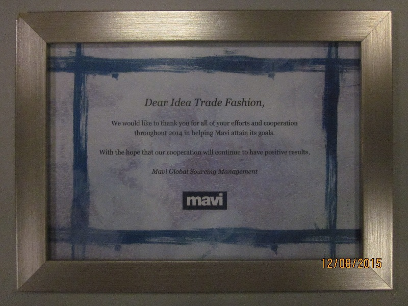 we are MAVI JEANS buying agent