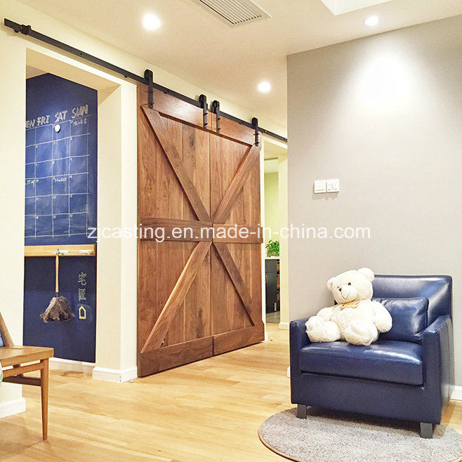 Special produce sliding barn door hardware