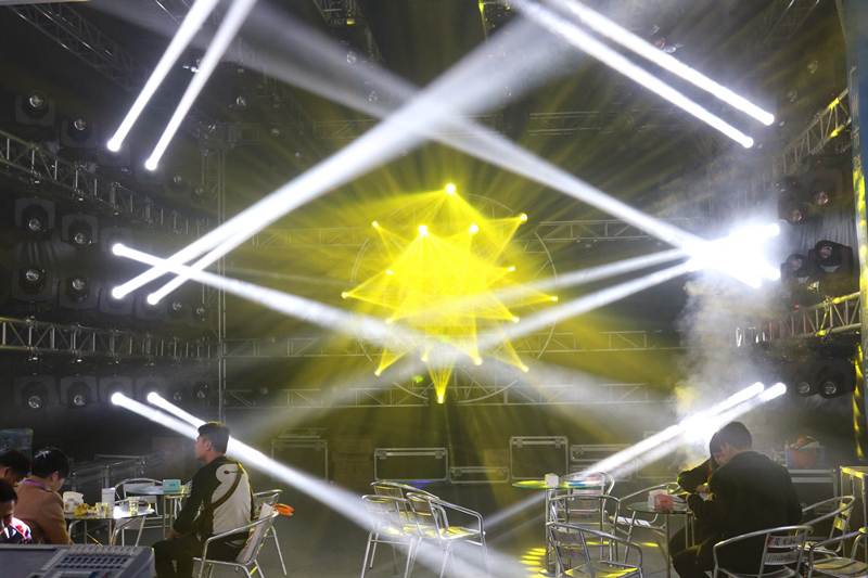 2015 GuangZhou Pro Light + Sound Fair