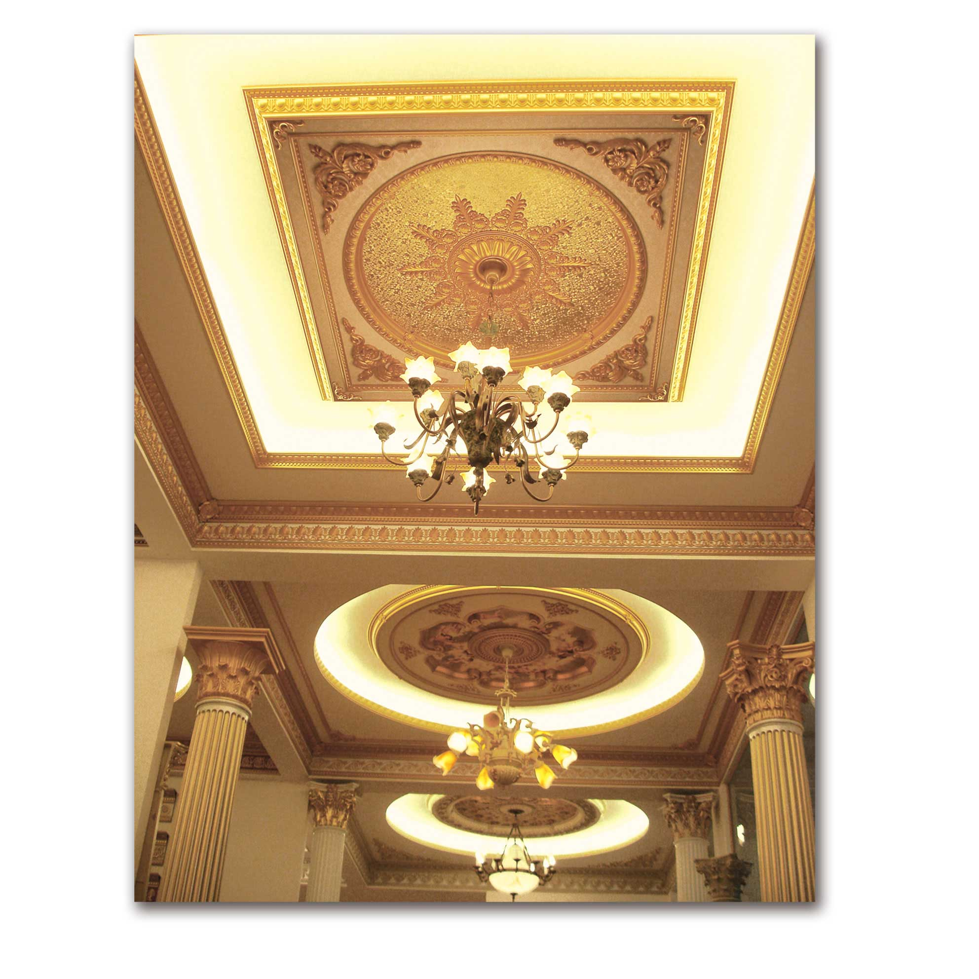 Effect ceiling 11