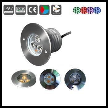110v 3w/9w led underground light