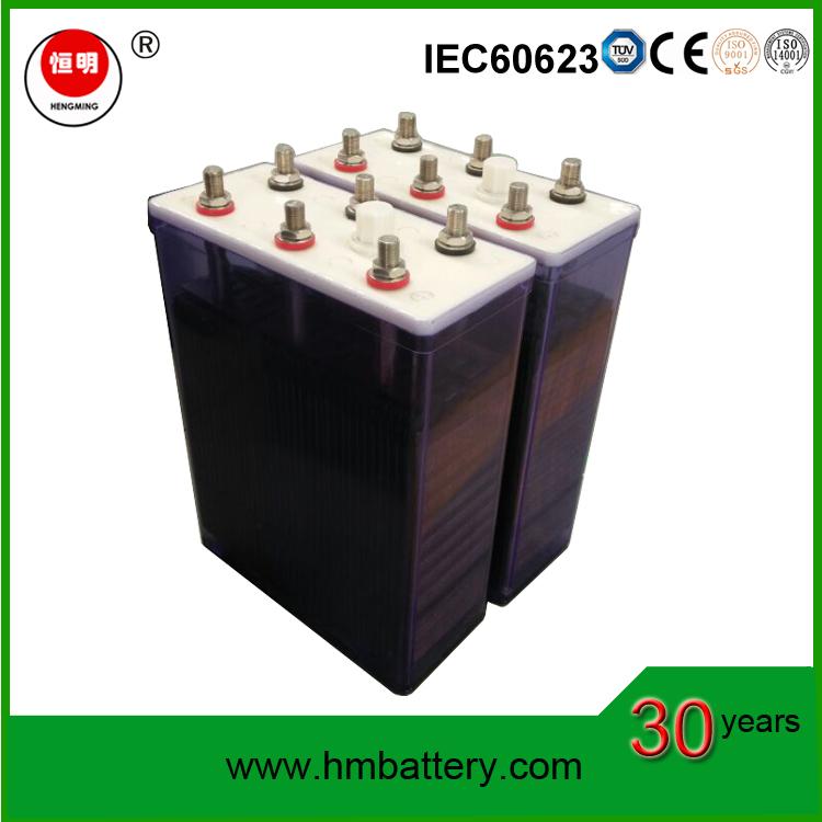 1.2V 800ah Ni-Fe Battery /Solar Nickel Iron Battery/ Iron-Nickel Battery for Solar Power