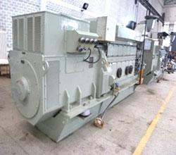 MAN 7L 16/24 diesel generator
