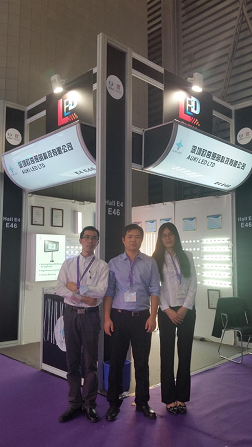 2015 Shanghai LED CHINA Exhibition