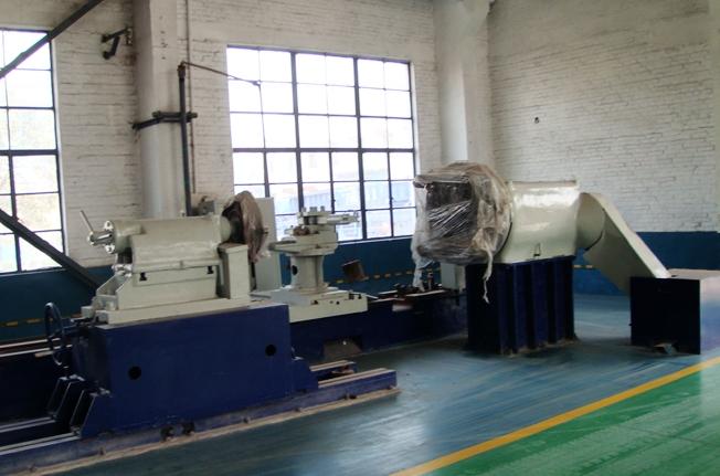 mixing tank of concrete mixer truck processing machine