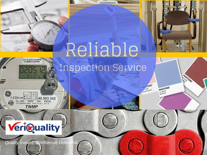 Your Reliable QC Inspection Service to Secure Your Shipment Risk