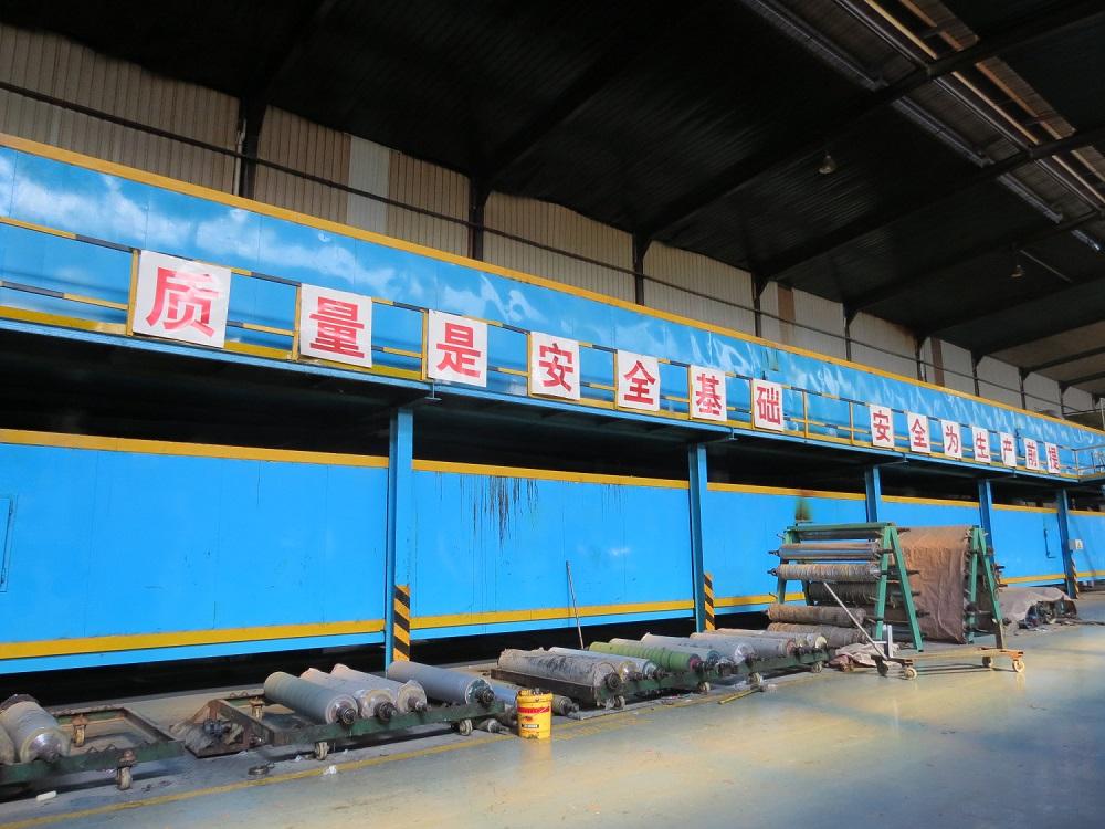 ppgi steel coil line