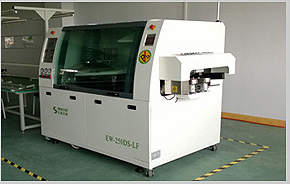 Automatic high precision chip mounter