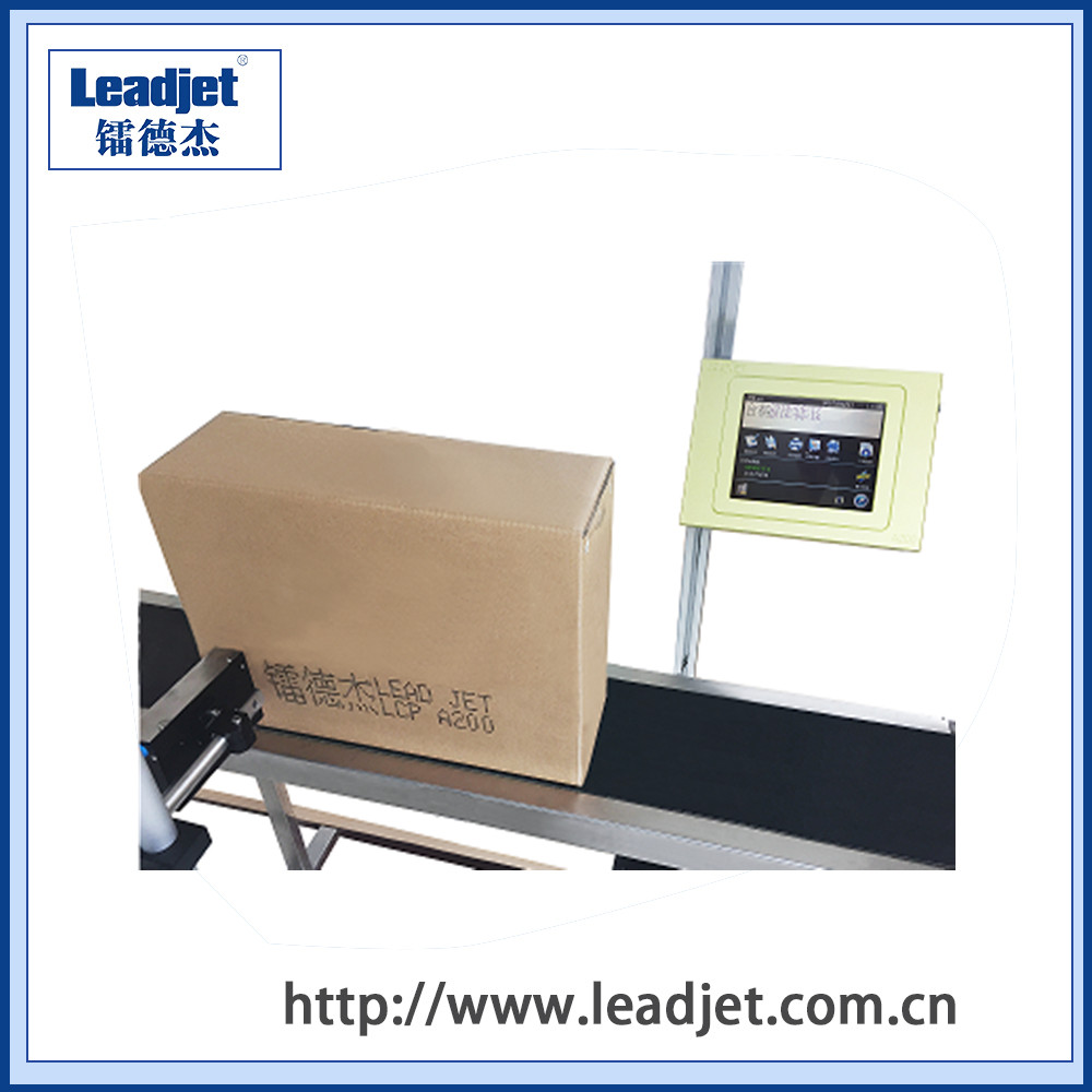 leadjet indutrial A100 Large Character Inkjet Date Printing Machine