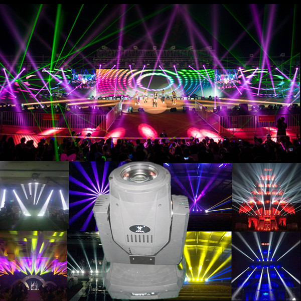 330w beam spot moving head star at new shanghai complex in China