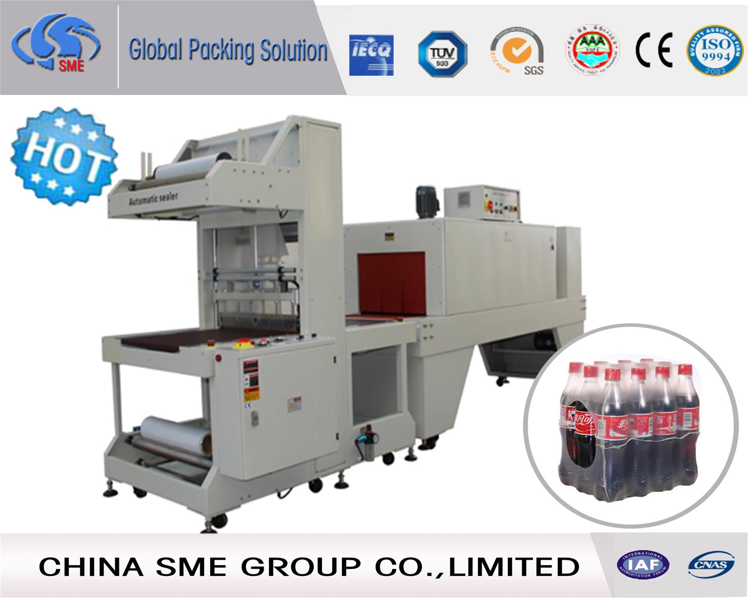 Shrink Wrapper MACHINE