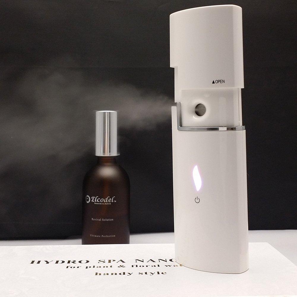 Handy Nano Mist Sprayer Facial Beauty Equipment Best Price Cuatomizable Facial Steamer