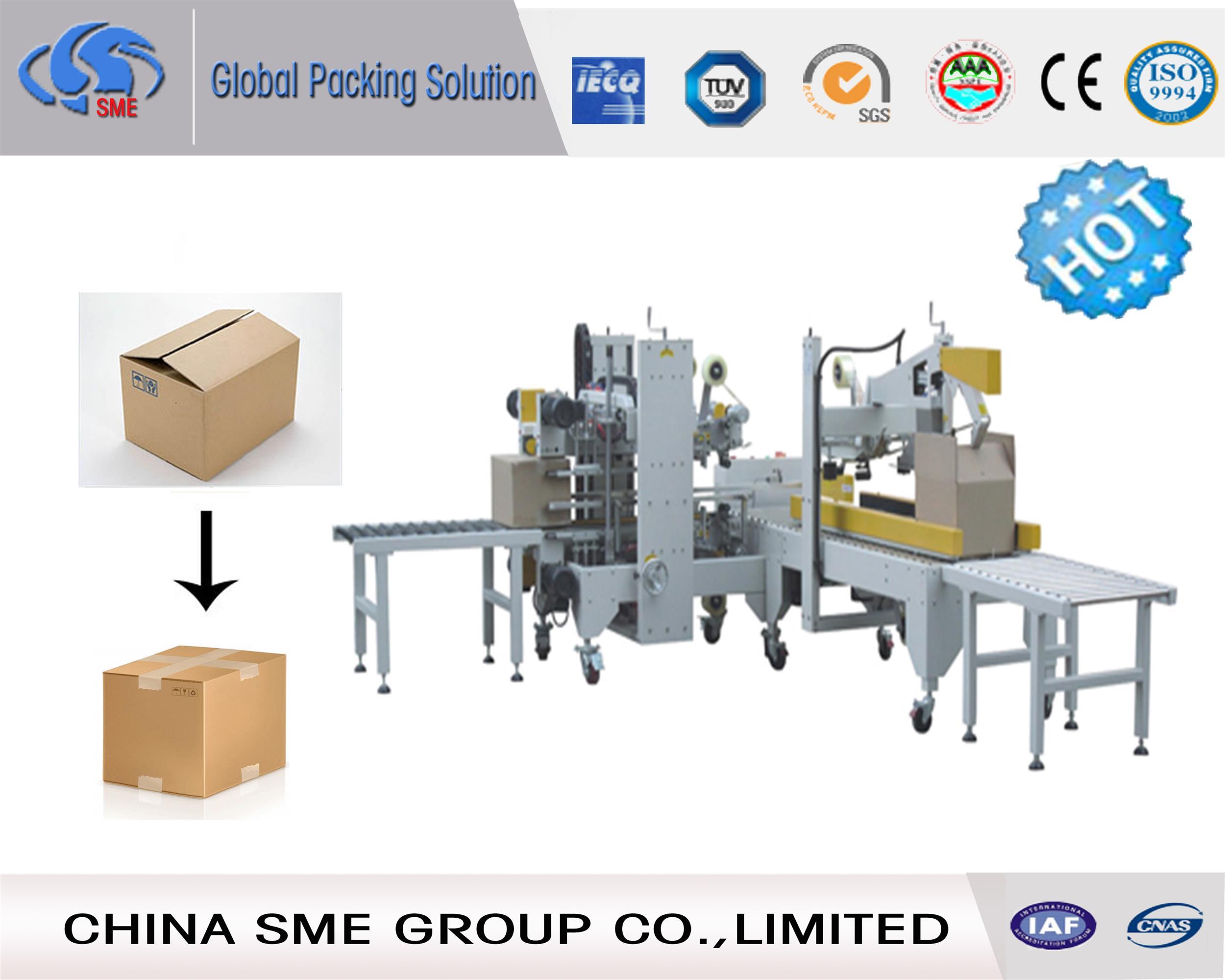 Carton Sealing Machinery