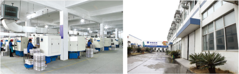 Zhejiang Valogin Technology Co.,Ltd's Workshop