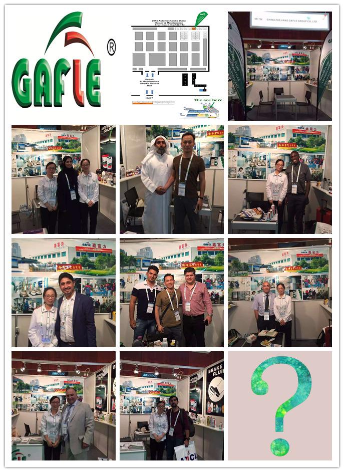 Automechanika Dubai 2015 Finished Successfully