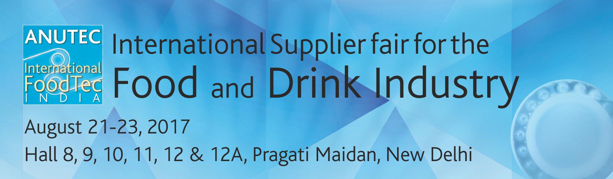 ANUTEC- International FoodTec India