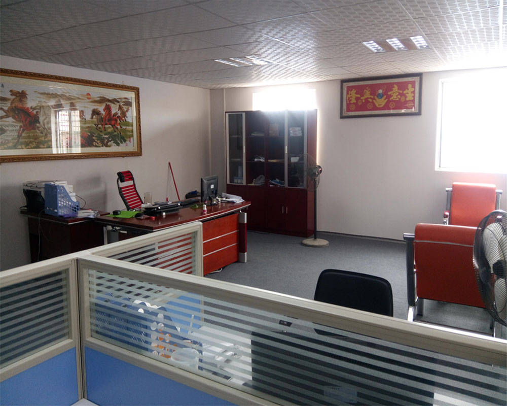 Company office works