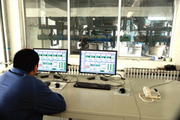 Material blending automation control systems