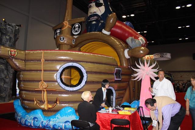 2013 IAAPA Expo.