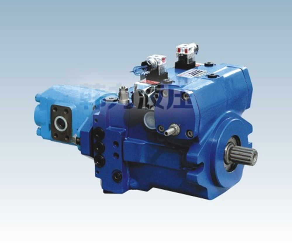 sauer hydraulic piston pump