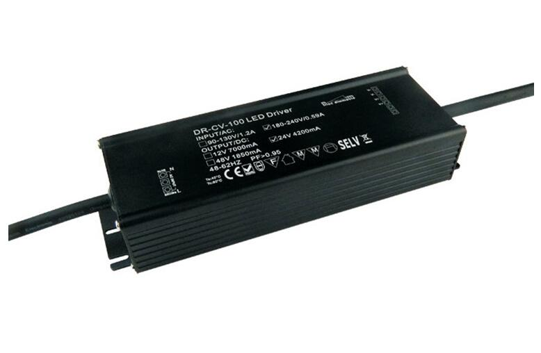 100W Waterproof LED Power Supply led driver