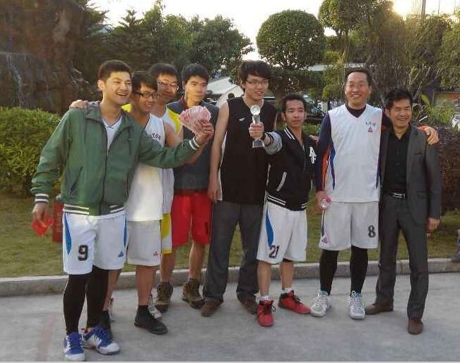 Skystone basketball game