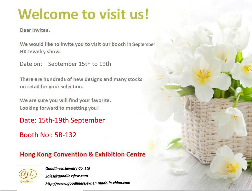 Sep HongKong Jewelry Fair