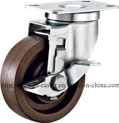 280 degree High Temperature Caster Series