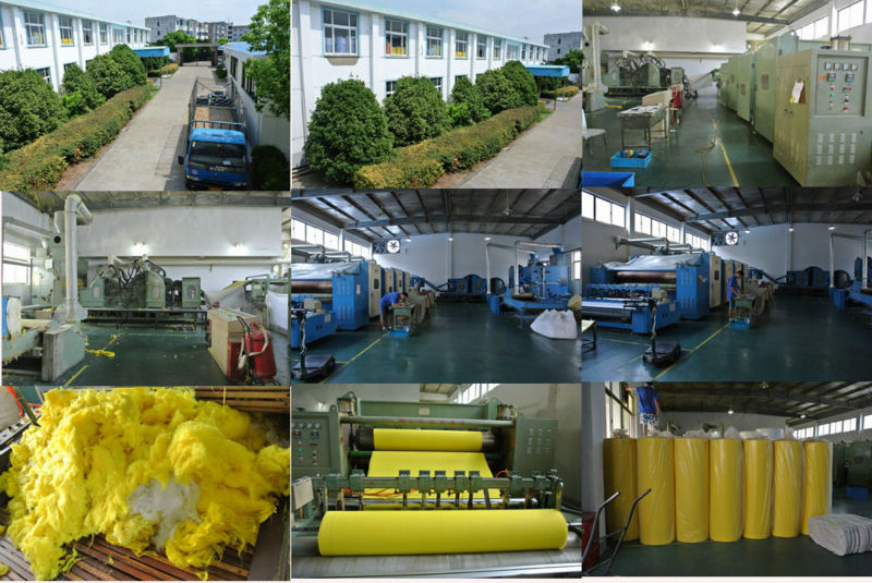Hong Yi Nonwovens Production Co.,Ltd's workshops
