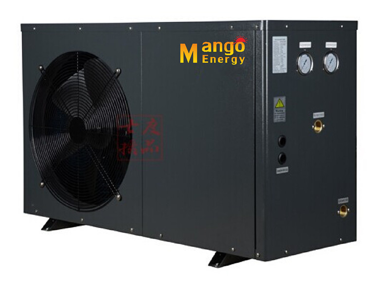 2.8kw heating capacity mini low cost swim pool heat pump